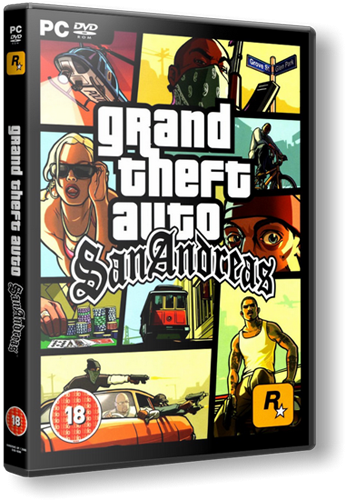 GTA / Grand Theft Auto: San Andreas MultiPlayer v0.3e (2005) PC