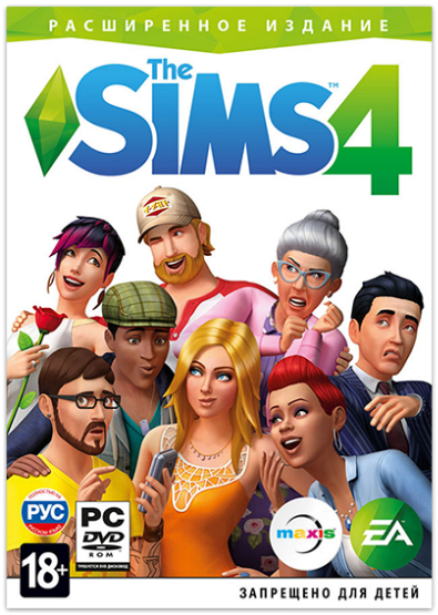 The Sims 4: Deluxe Edition [v 1.37.35.1010] (2014) PC | RePack