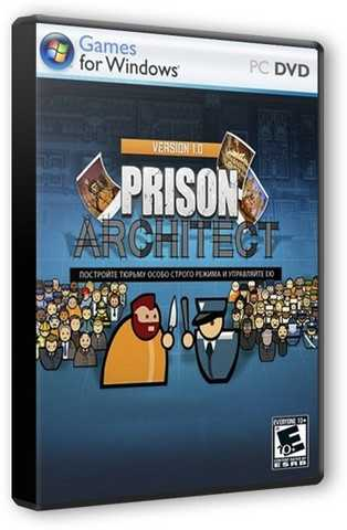 Prison Architect [update13f] (2015) PC | Лицензия