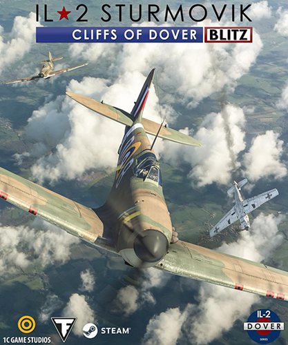 Ил-2 Штурмовик: Битва за Британию - версия BLITZ / IL-2 Sturmovik: Cliffs of Dover - Blitz Edition (2017) PC | RePack