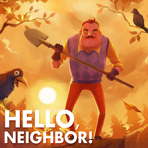 Hello Neighbor [v 1.1.2] (2017) PC | RePack