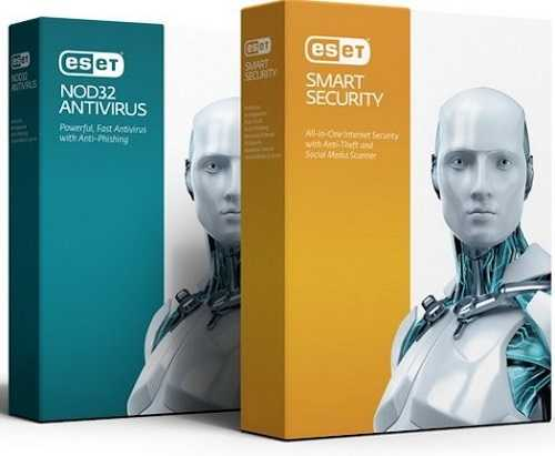 ESET NOD32 Antivirus / Smart Security 10.1.235.1 (2017) PC | RePack by KpoJIuK