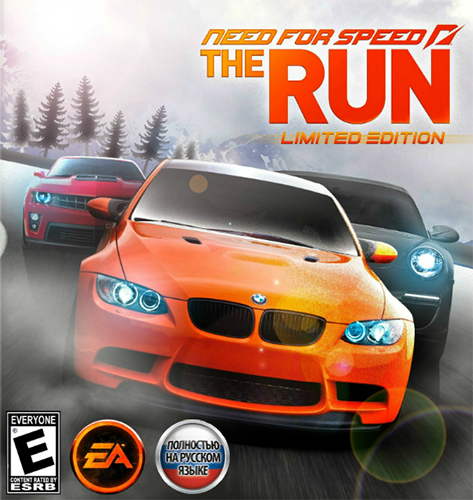 Need for Speed: The Run [v 1.1 + DLC] (2011) PC | Repack