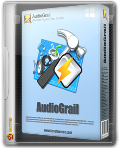 AudioGrail 7.10.0.213 (2017) PC | RePack by вовава