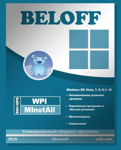 BELOFF 2018 [minstall vs wpi] (2018) PC | ISO