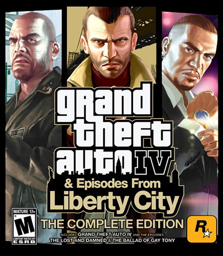 GTA 4 / Grand Theft Auto IV - Complete Edition [v 1070-1120] (2010) PC | Repack