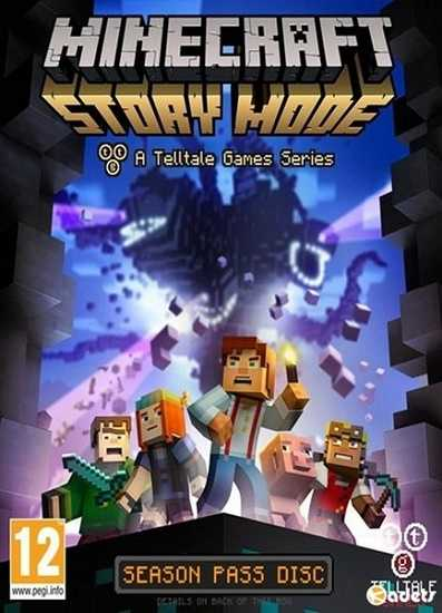 Minecraft: Story Mode - Season Two. Episode 1-5 (2017) PC | RePack