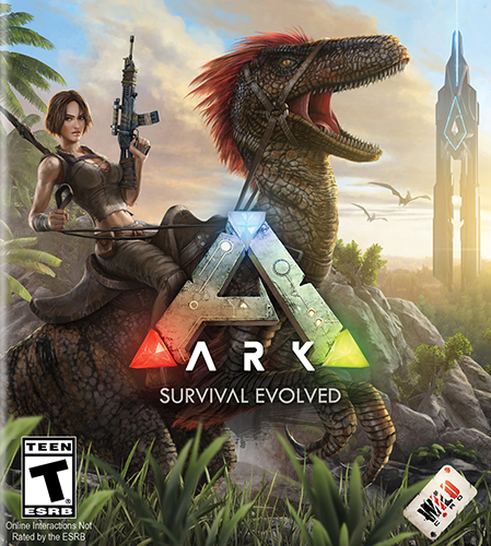 ARK: Survival Evolved (2017) PC | Лицензия