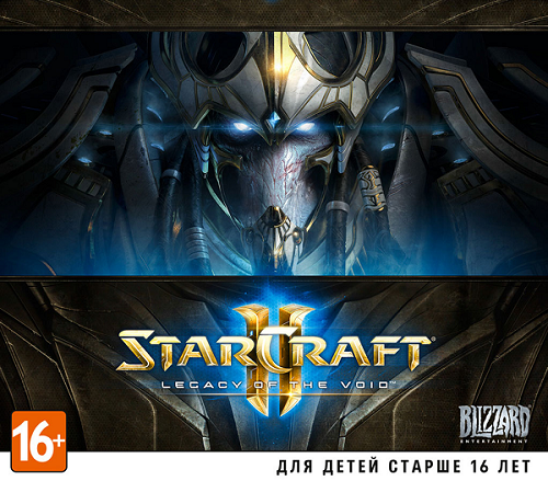 StarCraft 2: Legacy of the Void (2015) PC | RePack