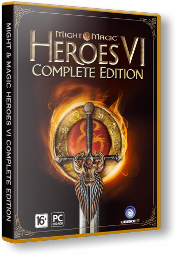 Герои меча и магии 6 / Might & Magic Heroes VI [v 2.1.1] (2011) PC | RePack