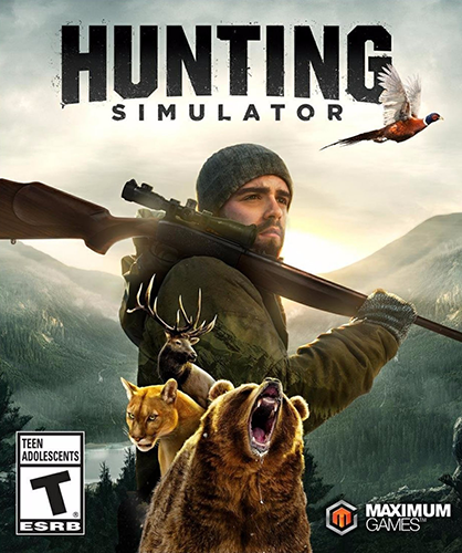 Hunting Simulator [v 1.1 + DLC] (2017) PC | Repack