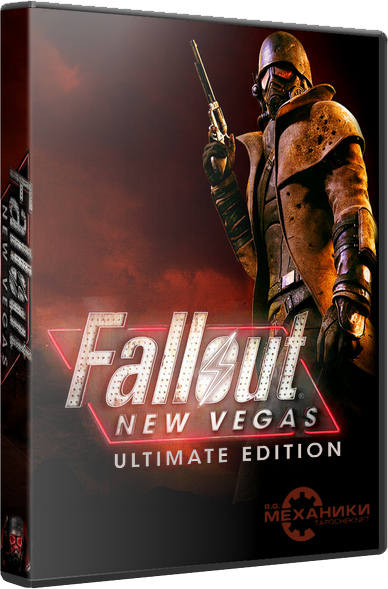 Fallout: New Vegas - Ultimate Edition (2012) PC | RePack