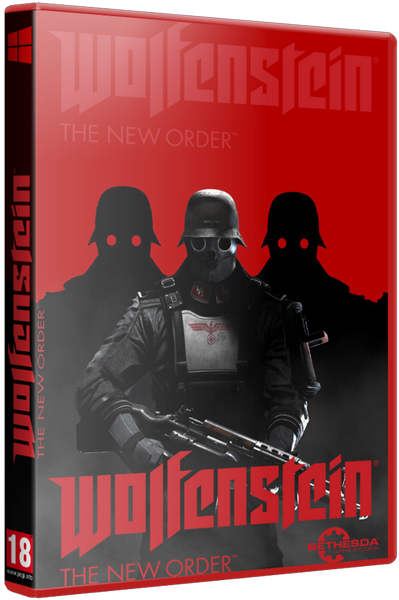 Wolfenstein: The New Order [Update 1] (2014) PC | RePack