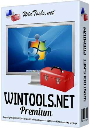 WinTools.net Premium 18.0.1 (2017) PC