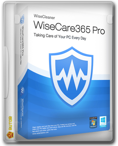 Wise Care 365 Pro 4.7.7.460 Final (2017) PC | RePack by D!akov