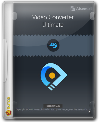 Aiseesoft Video Converter Ultimate 9.2.30 (2017) PC | RePack & Portable by TryRooM