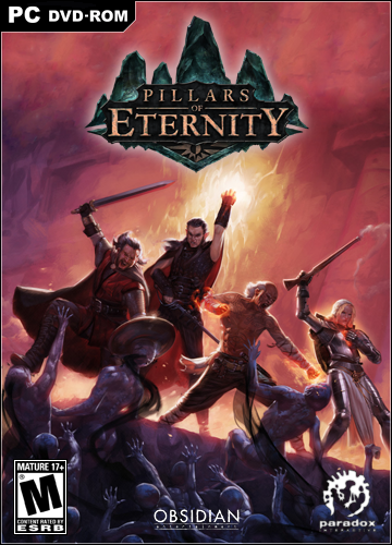 Pillars of Eternity: Definitive Edition [v 3.7.0.1280] (2015) PC | RePack