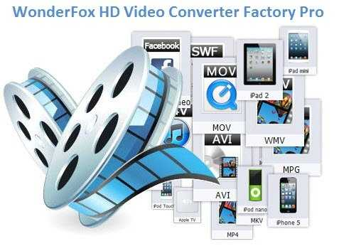 WonderFox HD Video Converter Factory Pro 14.2 (2018) PC